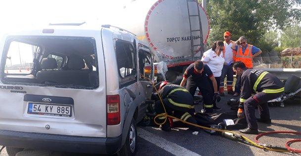 Osmangazi Köprüsü'nde Kaza: 2 Ölü