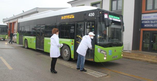 Otobüslerde sağlıklı yolculuk