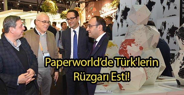 Paperworld'de Türk'lerin Rüzgarı Esti!