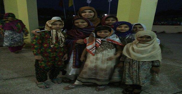 Patani, Bosna ve Pakistan yetimleri İHH ile sevindi