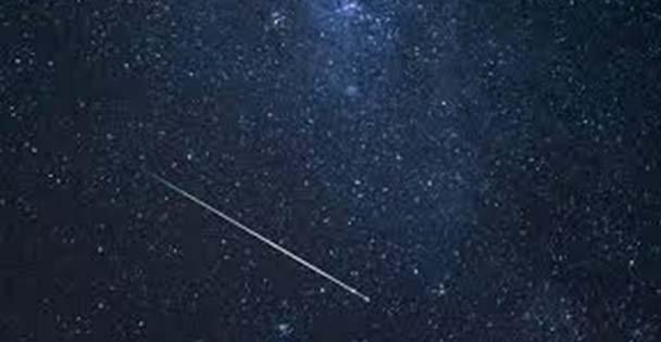 Perseid Meteor Yağmuru başladı