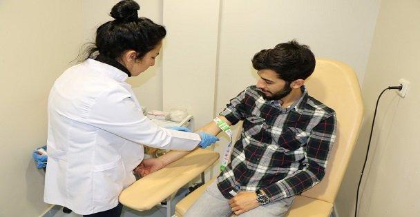 Personele düzenli sağlık taraması