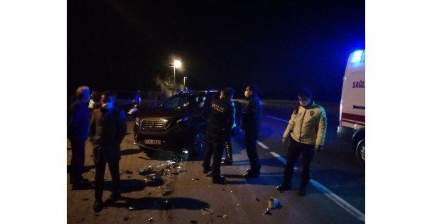 Pikapla çarpışan 16 yaşındaki motosiklet sürücüsü hayatını kaybetti