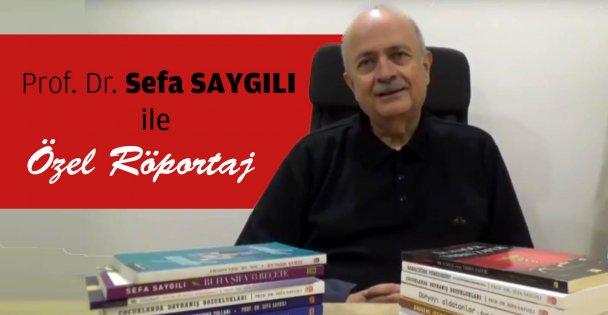 Prof Dr Sefa Saygılı'dan sıcak yuva mutlu aile sırları