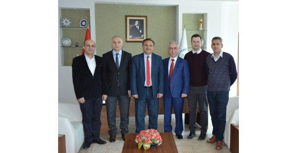 Proje Fikri Yarışmasına AİBÜ Rektöründen Tam Destek