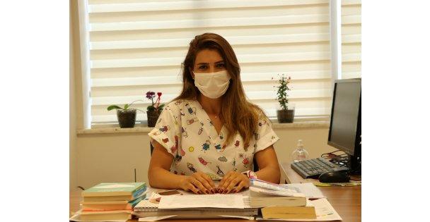 Psikiyatrist olsam da hastalığa yakalanmak tedirgin etti