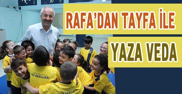 Rafadan Tayfa Müzikali Gebze'de