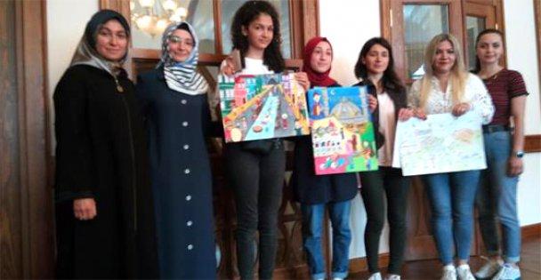 """'Ramazan ve İnfak"""" Yarışması Kocaeli Finali"""
