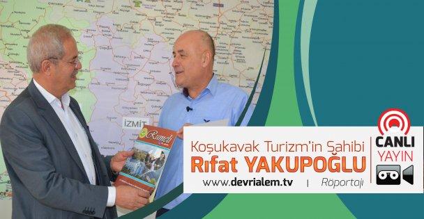 Rıfat Yakupoğlu CANLI...