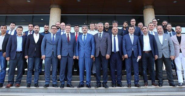 Rusya'dan Kocaeli'ye yatırım daveti