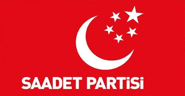 Saadet Partisi Erbakanı Anma programı iptal etti.