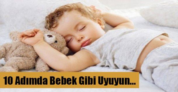Sağlıklı Uyumak İçin...