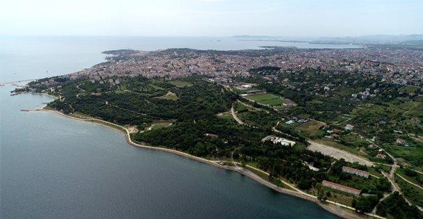 Sahil parkı Darıca'nın cazibe merkezi olacak