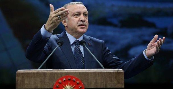 Saldırının ardından Erdoğan'dan ilk açıklama!