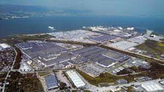 Sanayi kenti Kocaeli'den yılın ilk çeyreğinde 3,8 milyar dolarlık ihracat