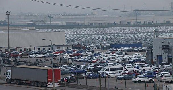 Sanayi kentinde günde bin 677 araç üretildi