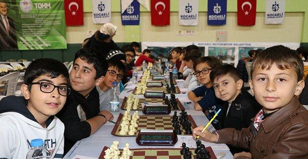 Satranç Ligi'nin ikinci etabı başlıyor