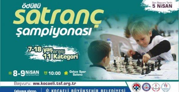 Satranç Şampiyonası başlıyor