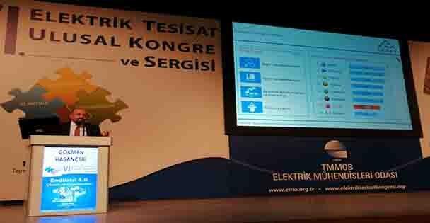 SEDAŞ, Elektrik Tesisat Ulusal Kongre ve Sergisi'nde Sürdürebilir Projelerini Anlattı