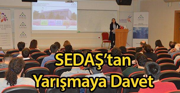 SEDAŞ'tan Yarışmaya Davet