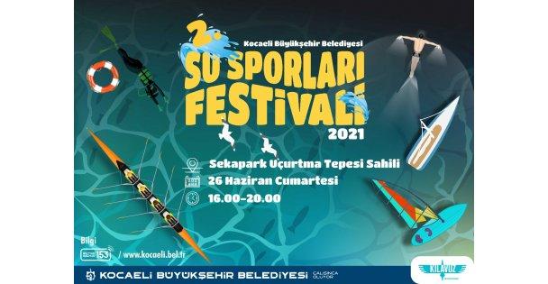 Sekapark, Su Sporları Festivaline Hazır