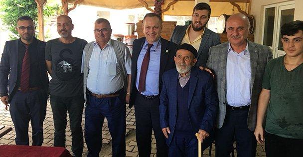 Sönmez ve Toyran Gebze köylerindeydi