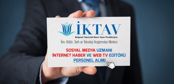 Sosyal Medya - Editör Personel Alımı