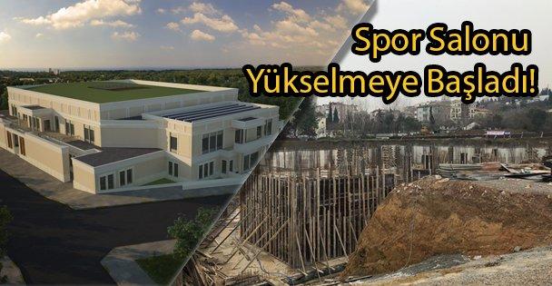 Spor Salonu Yükselmeye Başladı!