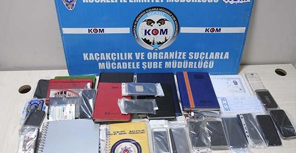 Suç örgütü operasyonu: 33 gözaltı