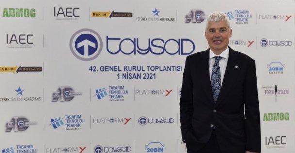 TAYSAD'ın yeni başkanı Albert Saydam oldu
