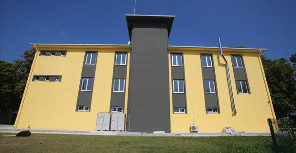 TCDDye yeni hizmet binası