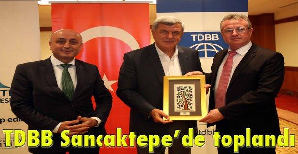 TDBB Sancaktepede toplandı