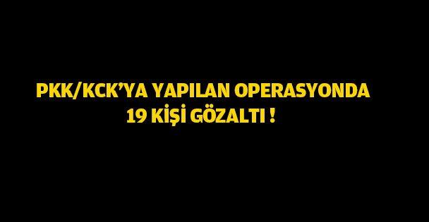 Terör örgütü operasyonu!