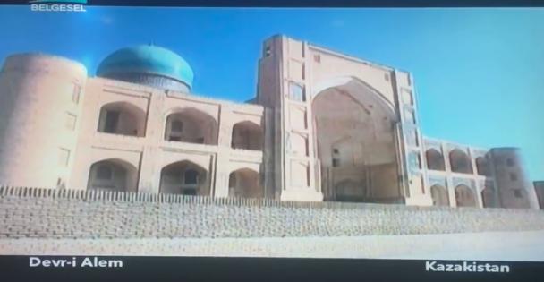 TGRT Tv`de Kazakistan Belgeselimiz Yayınlanıyor