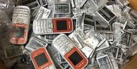 11 bin kaçak cep telefonu ele geçirildi