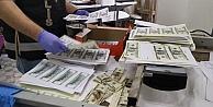 1.5 Milyon dolar değerinde sahte para ele geçirildi