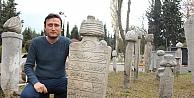 2. Abdülhamidin hocasının kayıp mezar taşı bulundu