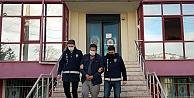 31 yıl hapis cezasıyla aranan şahıs, verdiği partide yakalandı