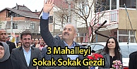 3 Mahalleyi Sokak Sokak Gezdi