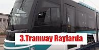 3. Tramvay Raylarda