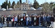 41 Gençlik Gebzenin tarihi ile buluştu