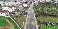 67 Kilometre Yol, 115 Bin Ton Asfalt Serimi Yapıldı