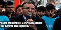 Adalet Bakanı Bozdağ Kocaeli'de
