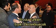 Ahıska Türkleri Bıyıkı Destekleyecek