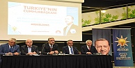 AK Parti Gebze İlçe Teşkilatı toplantı düzenledi