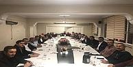 AK Parti Gebzede mahalle Başkanları toplandı