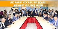 Ak Parti İl Başkanlığına Ellibeş atandı