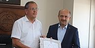 AK Parti Kocaeli Milletvekilleri Mazbatalarını Aldı