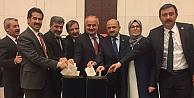 AK Parti Kocaeliden birlik pozu
