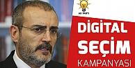 AK Partide dijital kampanya dönemi